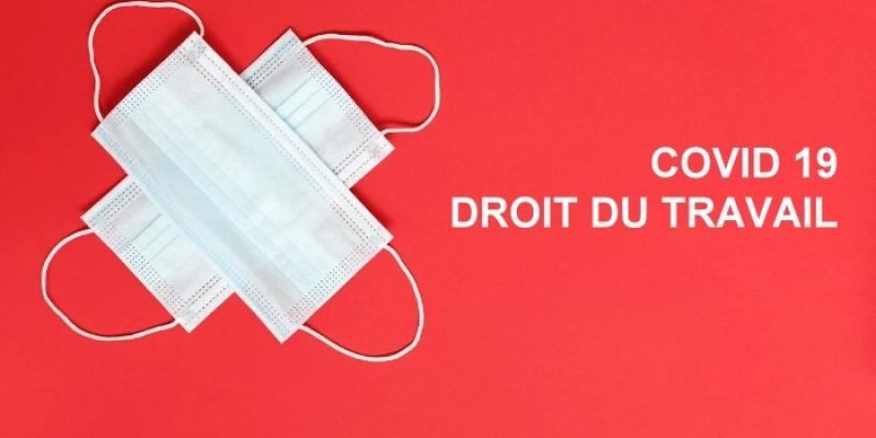 Covid-19: comment faire votre demande de reconnaissance en maladie professionnelle, point sur les conditions à remplir   Aurélie Arnaud, Droit du Travail Paris 8