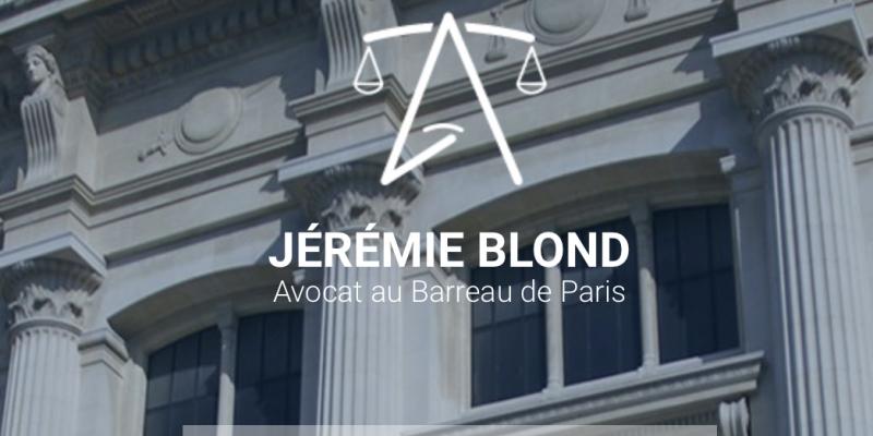 Jérémie Blond - Avocat Paris 16