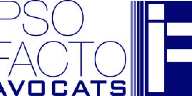 Cabinet IPSO FACTO avocats