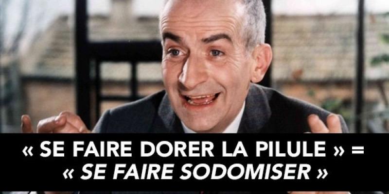 10 expressions très innocentes de la langue française que vous employez tous les jours, et qui sont pourtant extrêmement cochonnes lorsqu'on y réfléchit...