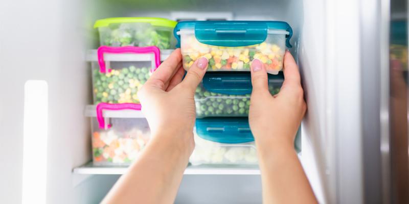 Ces 8 aliments qu'il ne faut absolument pas congeler