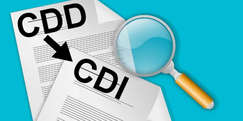 Requalification de CDD et contrats de mission d'intérim en CDI: pourquoi? Comment? | Aurélie Arnaud, Droit du Travail Paris 8