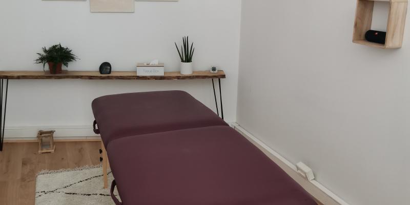 Ouverture d'un cabinet de massage à Cholet