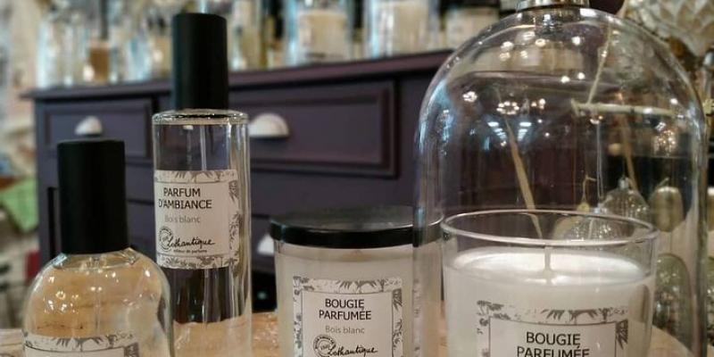 Bougie parfumée Cholet