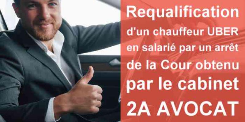 Par un arrêt du 12 mai 2021, la Cour d'Appel de Paris requalifie le contrat unissant un chauffeur à Uber en contrat de travail