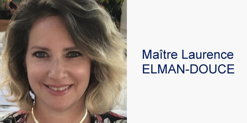 Maître Laurence Elman-Douce   Paris 18ème