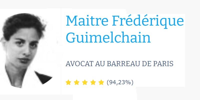 Maitre Frédérique Guimelchain | Paris 20ème