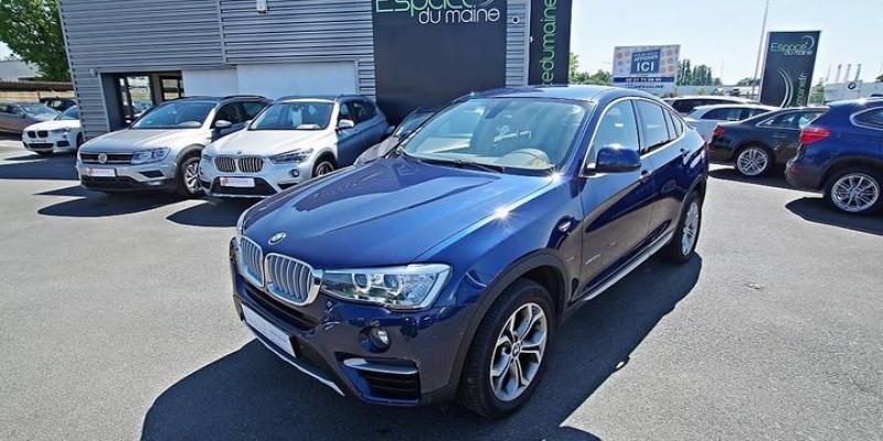BMW X4 Cholet