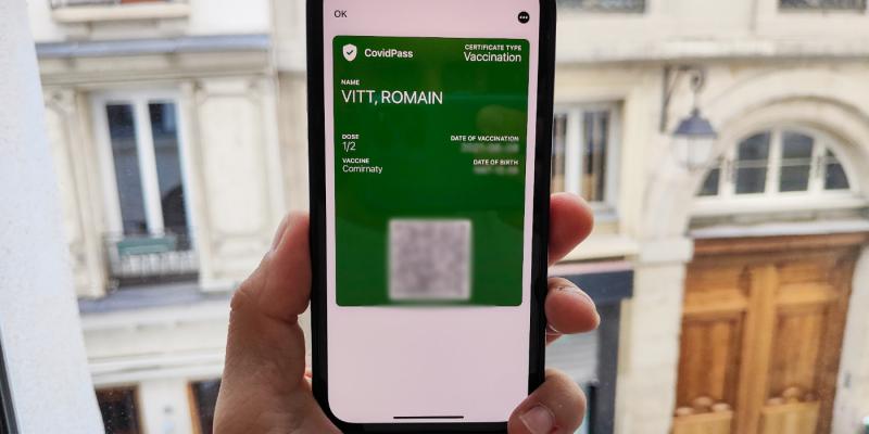 Pass sanitaire iPhone : comment ajouter votre QR Code à Apple Wallet