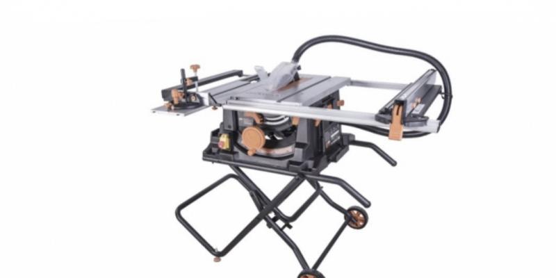 Assemblage scie sur table Evolution RAGE5-S