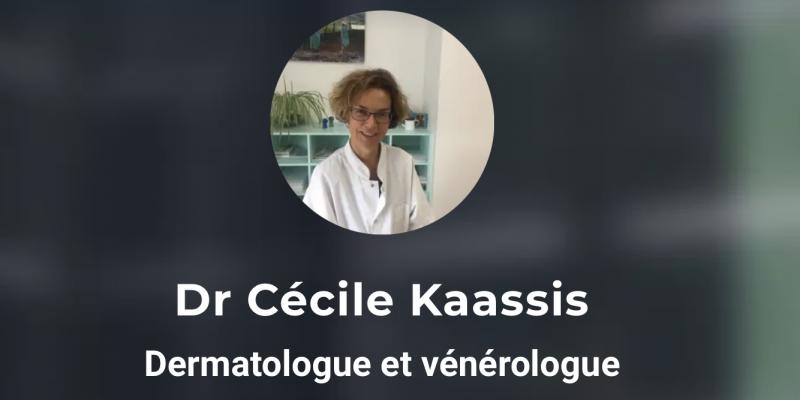 Dr Cécile Kaassis, Dermatologue et vénérologue à Cholet