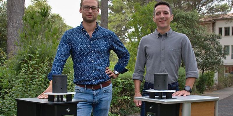 Une borne anti-moustique écologique et Made in France fait le tour du monde