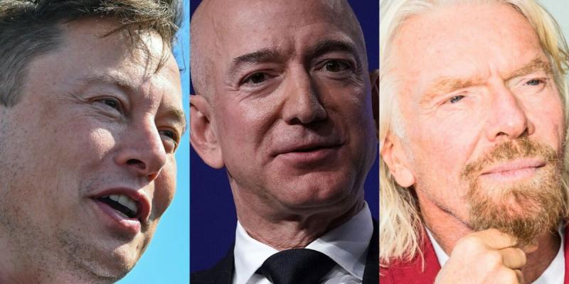 Le chef de l'ONU reproche à Jeff Bezos et Richard Branson d'aller dans l'espace au lieu de lutter contre la pauvreté sur Terre