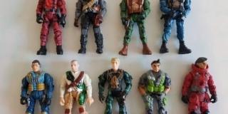 Recherche Figurines 10cm