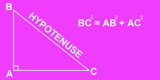 Maths : Théorème de Pythagore