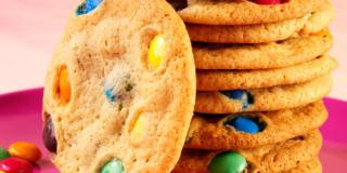 Cookies aux M&M's© - Recettes