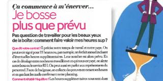 Je bosse plus que prévu - Interview mars 2020 Biba Magazine   Aurélie Arnaud, Droit du Travail Paris 8