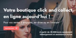 YesBy Cholet : création de boutique en ligne pour les commerçants