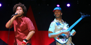 """Rage Against the Machine : dans les coulisses de """"Killing in the Name"""" - Rolling Stone"""