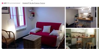 Location meublée à Paris pour plusieurs mois