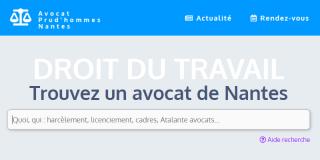 Avocat Droit du Travail Nantes