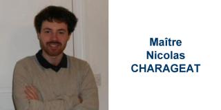 Me Nicolas Charageat | Paris 1er