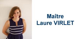 Maître Laure Virlet | Paris 4ème