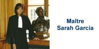 Maître Sarah Garcia | Paris 12ème