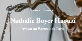 Maître Nathalie Boyer Haouzi   Paris 2ème