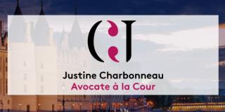 Maître Justine Charbonneau   Paris 17ème