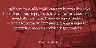 Parienté Avocats   Paris 10ème