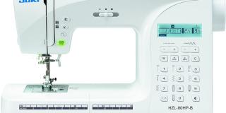 Machine à coudre Cholet - MC JUKI HZL – 80HP