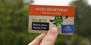 Cholet. Payez en ligne pour recharger votre carte de déchèterie