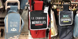 Chariot de courses Cholet