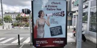Cholet : la campagne publicitaire sexiste et stéréotypée des Arcades Rougé