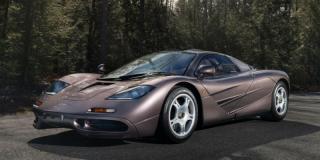 Insolite : 17 millions d'euros pour cette McLaren F1