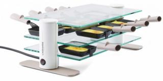 Appareil à Raclette multifonction 8 pers. LAGRANGE