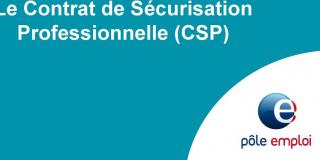 Le contrat de sécurisation professionnelle : Une meilleure indemnisation contre la perte de l'emploi